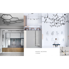 Magnetic-DECORATIVE LIGHTING SYSTEMS