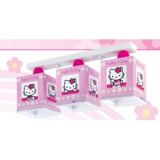PLAFONIERA HELLO KITTY